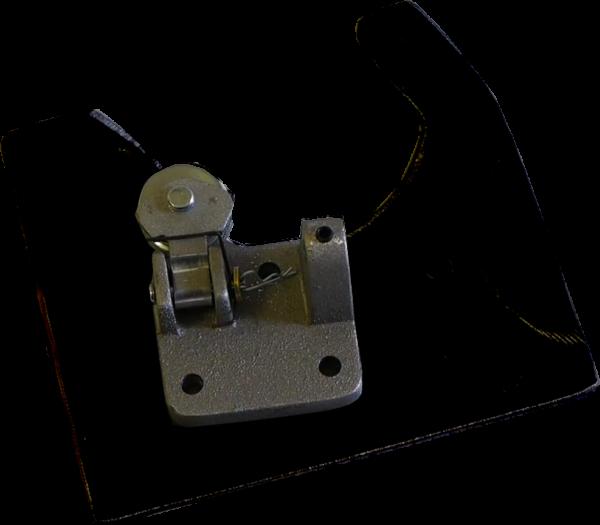 Driver-Side Custom Plate