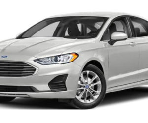 DrillLESS Brake Full Package – Ford FUSION